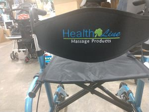 Health Line Wheelchair and Walker (DB) for Sale in Ontario, CA