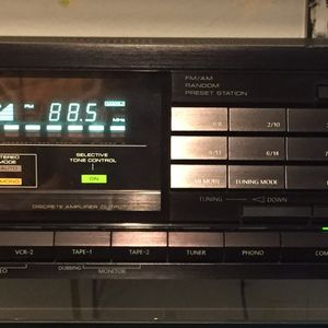 Vintage Onkyo TX-82 Receiver for Sale in Mesquite, TX