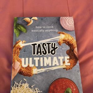 Tasty Ultimate Cookbook for Sale in Kenilworth, NJ