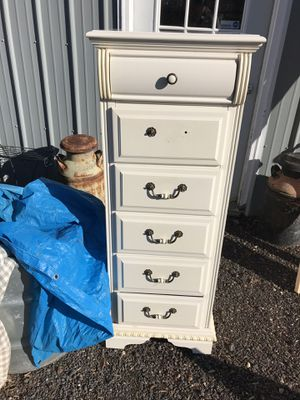 Tall lingerie chest for Sale in Crofton, MD