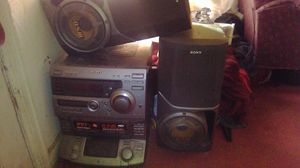 SONY STEREO for Sale in Columbus, OH