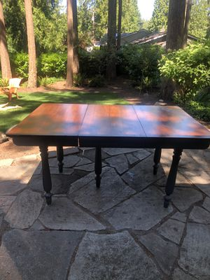 Free Dinning Table for Sale in Issaquah, WA
