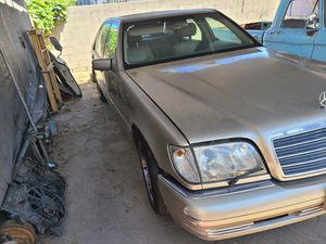 1997 S 500 Mercedes Benz parting out for Sale in Los Angeles, CA