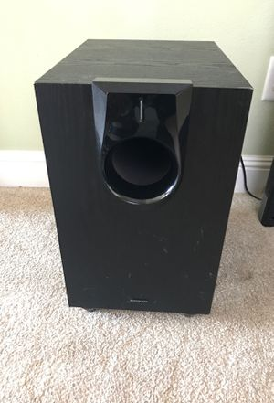 ONKYO Subwoofer for Sale in Danville, CA
