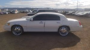 1999 Lincoln Towncar for Sale in Phoenix, AZ