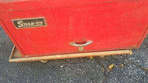 Snap-on tool box with tools for Sale in Marlow Heights, MD