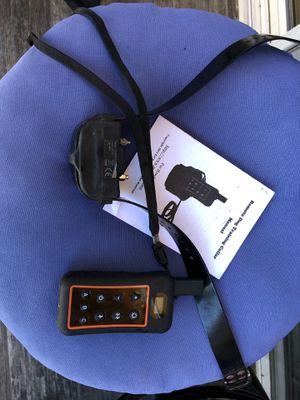 Remote dog training collar for Sale in San Diego, CA