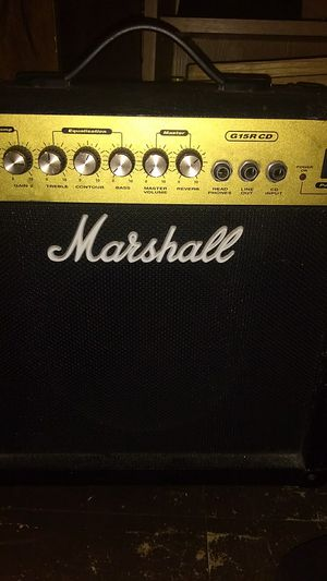 """Marshal small Amp great buy!about 12"""" for Sale in New Haven, CT"""