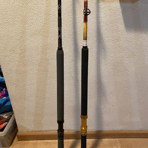 Calstar Trolling Rods for Sale in El Monte, CA