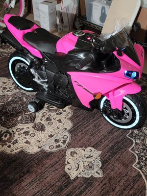 Electric motorcycle for Sale in San Jose, CA