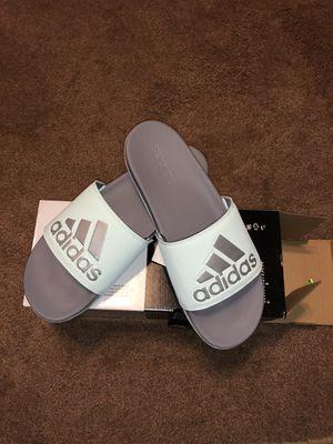 Adidas women's slides for Sale in Edwardsville, IL