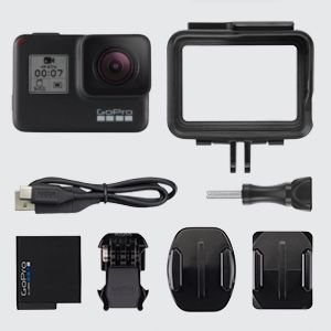 GoPro black 7 with a ton of extras for Sale in Long Beach, CA