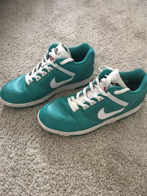 Supreme Nike SB Air Force 2 Low blue for Sale in New Port Richey, FL