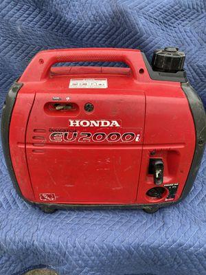 Eu2000i HONDA GENERATOR for Sale in Orlando, FL