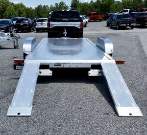 Featherlite Forest River Aluminum trailer 8.5x20 ft ultra light! for Sale in Orlando, FL