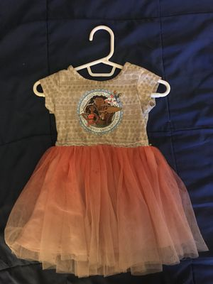 Moana dress for babygirl for Sale in San Jose, CA