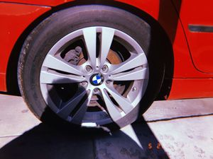 Stock bmw rims lookin to trade !!! 5x120 for Sale in Layton, UT