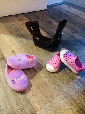 Toddler Girl Shoes for Sale in Aspen Hill, MD