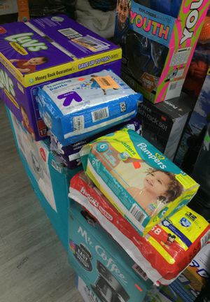 Huggies, Pampers and Luvs Diapers NOW 30% OFF for Sale in Rosemead, CA
