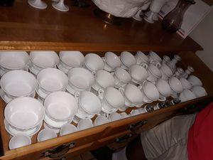 Milk glasses for Sale in Escondido, CA