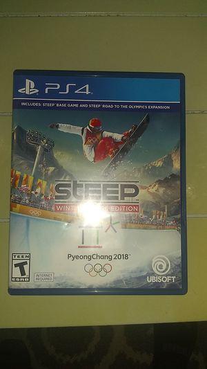 Steep PS4 for Sale in Tukwila, WA
