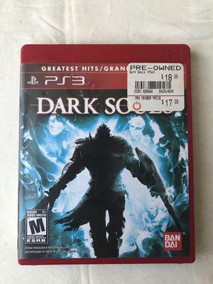 Dark Souls for PS3 for Sale in Miami, FL
