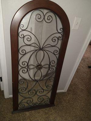 Wrought iron mirror for Sale in Mesa, AZ
