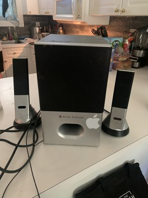 Altec Lansing Audio Speaker for Sale in Charlotte, NC
