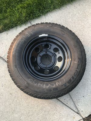 Snow tires/studded for Sale in Bend, OR