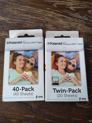 Polaroid Premium Zink Paper for Sale in Richmond, VA