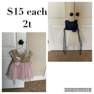 Flower girl dresses for Sale in Gonzales, LA