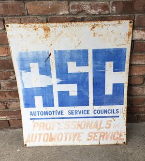 AUTOMOTIVE SIGN for Sale in Altadena, CA