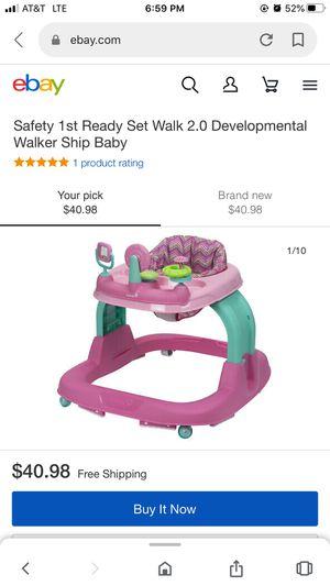 Baby Walker for Sale in San Angelo, TX
