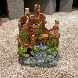 Fish Tank Decoration Castle for Sale in Snohomish, WA