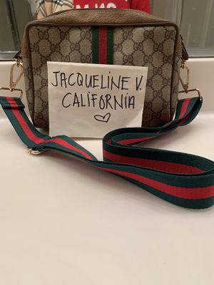 Authentic Gucci Sherryline pouch/crossbody bag for Sale in Oakley, CA