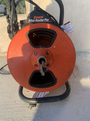 Mini Rooter Pro for Sale in San Antonio, TX