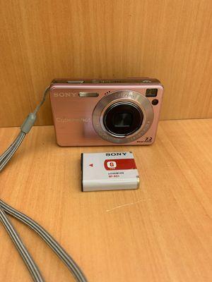 Sony Cyber-shot DSC-W120 7.2MP Digital Camera - Pink for Sale in Pelham, NH