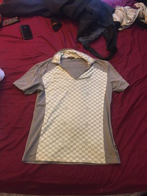Louis Vuitton Collard Shirt for Sale in Bowie, MD