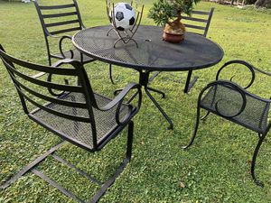 Outdoor patio set for Sale in Pine Lake, GA
