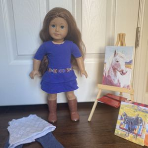 Sage 2013 American girl doll of the year for Sale in Westminster, CO