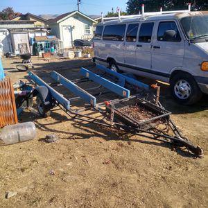 Double Jet Ski Trailer for Sale in Hayward, CA