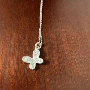 Diamond accent butterfly for Sale in Rustburg, VA