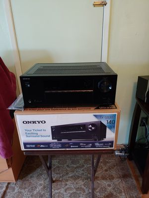 Home theater surround sound receiver for Sale in Hayward, CA