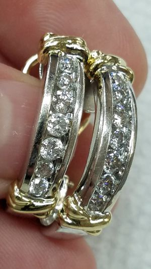 14K TWOTONE for Sale in Webster, TX