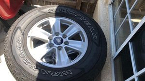 F-150 tires and rims for Sale in Perris, CA