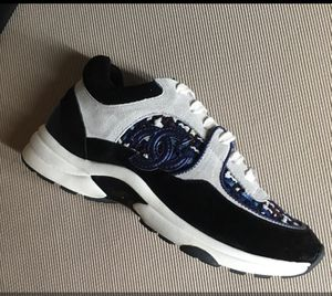 2019 CHANEL SUEDE TRAINERS for Sale in Silver Spring, MD