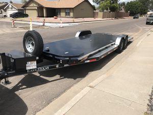 2020 East Texas show hauler 24ft car hauler for Sale in Phoenix, AZ