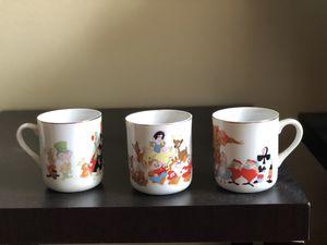 Disneyland mugs for Sale in Tampa, FL