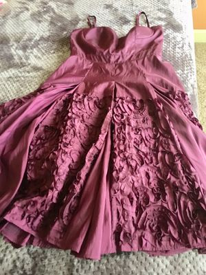 Used one time beautiful dress size 10 for Sale in Alpharetta, GA