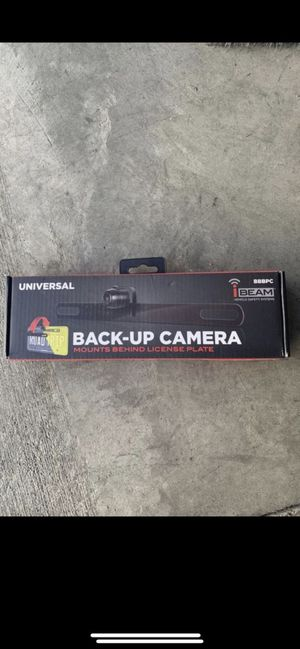 New Metra Universal Back Up Camera BBBPC for any car or vehicles for Sale in Irvine, CA